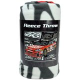 Tony Stewart Fleece Blanket