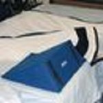 Skil-Care Wedge with Slider Sheet 82777 24 Bed Wedge with Hook 24 Bed Wedge with Hook Patterson Medical Holdings Inc