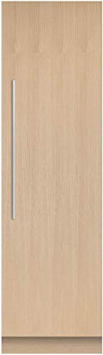 (Fisher Paykel RS2484SR1 24 Inch Built In Counter Depth All Refrigerator Column in Panel Ready)