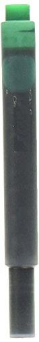 Lamy Cartridges Refill, Green (T10GR)