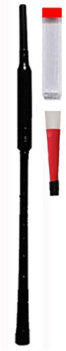 (McCallum Practice Chanter Full Size with Threaded Reed Seat and Reed)