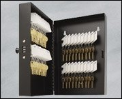 MMF Industries 40-Key Cabinet with Combination Lock (201204004)