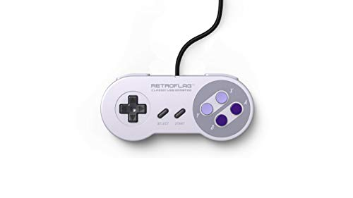 Retroflag Classic Wired USB Gaming Controller for PC Switch UPad