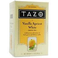 Tazo: Apricot Vanilla Creme, 20ct Pack of 3