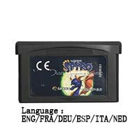 ROMGame 32 Bit Handheld Console Video Game Cartridge Card The Legend Of Spyro The Eternal Night Eng/Fra/Deu/Esp/Ita/Ned Language Eu Vers Grey shell