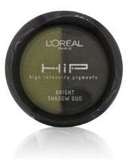 L'oreal Paris Hip Studio Secrets Professional Bright Shadow Duos, Riotous 328 , 0.08 Ounce (Pack of 2) (Loreal Hip Pure Pigment)