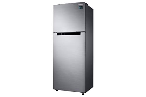 Samsung 420 Liters Top Mount Refrigerator with Twin Cooling, Elegant Inox - RT42K5030S8, 1 Year Manufacturer Warranty