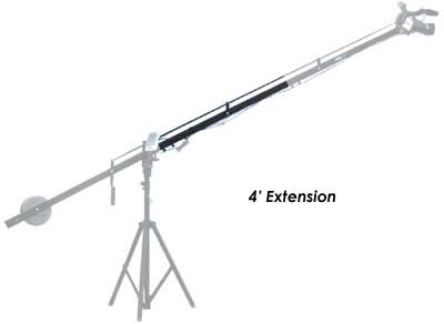 ProAm USA 4 Foot Camera Crane Extension Kit for Orion Jib by ProAm USA