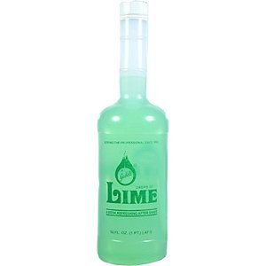 GABELS Drops of Lime After Shave Lotion 16oz/1pt