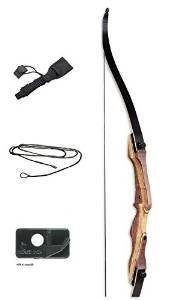SAMICK SPORTS Sage Arco recurvo con armador Southwest Archery, mano derecha (50lbs)
