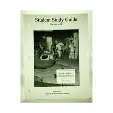 Student Study Guide & Map Exercise Workbook, for Traditions & Encounters Volume 1: From the Beginning to 1500, 3
