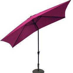 Parasol Enzo droit fushia 3 x 2: Amazon.fr: Jardin