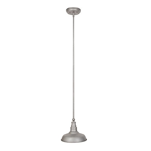 Galvanized Metal Pendant Lights