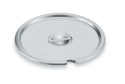Vollrath (78180) Stainless Steel Slotted Cover for Insets and Double Boilers