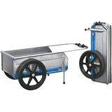 Tipke 2100 Marine fold-it Utility Cart With Foam Filled Wheels