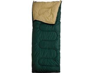 Abacus - Saco de dormir (215 x 80 cm, zona de confort a partir de 4 °C) grün-sand: Amazon.es: Deportes y aire libre