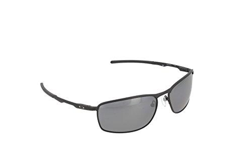 Oakley Men's Conductor 8 OO4107-02 Rectangular Sunglasses, Matte Black, 60 ()