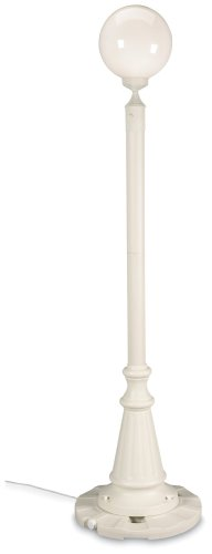 Patio Living Concepts 331 00331-PLC Furniture Piece, 85-inch, - Patio Concepts Acrylic Lamp Living Floor