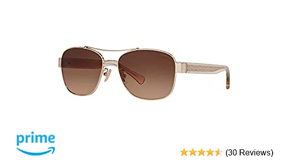 Womens Full Rim Pilot Sunglasses