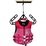 Pack of 4 VestMate Life Jacket Hangers / Life Vest Hangers / Buoyancy Compensator Hangers by VestMate