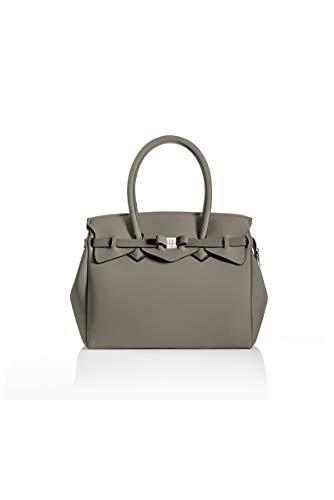 Miss Save Cm L Grigio Plus H Spalla w Donna Borsa A X turtle My Bag 34x29x18 qqSxwrgR