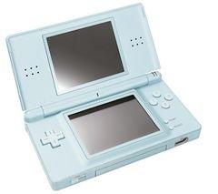 ValueDeluxe Custom Metallic Blue DS Lite System Hand held Ga