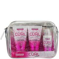 Potters Creme - Gift & Sets by The Curl Company Curl Cream 50ml, Styling Creme Gel 50ml & Leave-In Conditioner 50ml