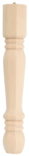 Waddell 2428 Traditional Pine Legs, 28