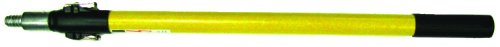 Magnolia Brush SUPER-LOC 612 Super-Loc Fiberglass Handle with Aluminum Slider Tube, 6' - 12' Length (Case of 6) by Magnolia Brush