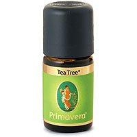 - PRIMAVERA Organic Essential Oils - Tea Tree - 10ml