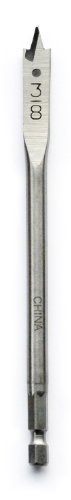 (MK Morse WSB375 Spade Drill Bit, 3/8-Inch, 10-Pack)