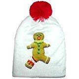 Classic Scared Gingerbread Man Man Ugly Christmas Hat Vintage Ginger Bread Funny Cool