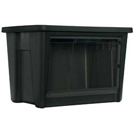 United Solutions RMAAMD1000 19.5 x 17.5 x 15.1 in. 1P79 All Access Organizer Black Tote - Medium44; Pack of 4