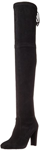 Stuart Weitzman Women's Highland Over-the-Knee Boot,Black,8 M US (Boots Womens Highland)