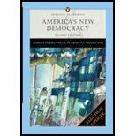 America's New Democracy, Fiorina, Morris P. and Peterson, Paul E., 0321129636