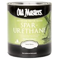 OLD MASTERS 74604 Spar Urethane by Old Masters