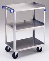 Lakeside Stainless Steel Utility Carts - 24