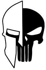 amazon com spartan punisher molon labe vinyl decal trd sport logo vector trd pro logo vector