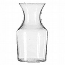 (Libbey Glass Cocktail Decanter and Bud Vase, 8.5 Ounce - 36 per case )