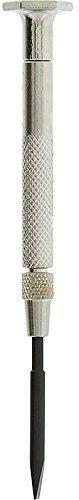 Moody Tools 51-1787 Chromium Vanadium Steel Slotted Screwdriver, 0.125'' Head, 6'' Blade Length