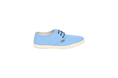 BARQET Dogma Low Basic Rust, Baskets Mixte Adulte Bleu (Blue 006)