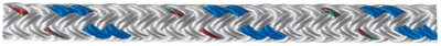 (Samson LST Yacht Braid Double Braided Polyester Rope 5/16