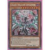 Yu-Gi-Oh! - Chaos Dragon Levianeer - SOFU-EN025 - Soul Fusion - 1st Edition - Secret Rare ()