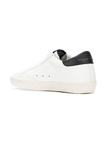Goose Sneakers Women's Golden Leather White G33WS590E73 PTqxnRZg