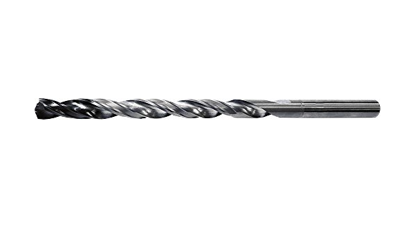 6 mm Shank Diameter 120 mm Length 75.4 mm Cutting Length KYOCERA 865-2283AG2969 High Performance Extra Length Drill 10xD Carbide 135 Degree Cutting Angle AlTiN Nano
