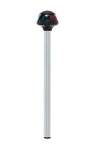 attwood Corporation 5092-10-7 Bi-Color Stowaway Plug-In Pole (Stowaway Light Base)