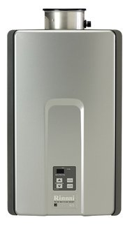 Rinnai RL75iN Natural Gas Tankless Water Heater, 7.5 Gallons Per Minute