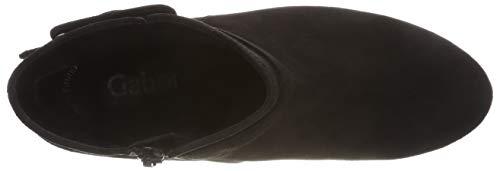 Noir 91 17 Capri Gabor Ankle 696 Schwarz Boot XqxwqPRHzn