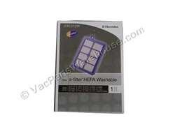 Electrolux HEPA Filter H12 Washable (Electrolux Hepa El012w Filter)