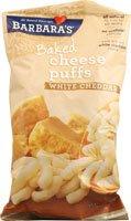Barbara's Bakery White Cheddar Cheese Puffs - 5.5 oz
